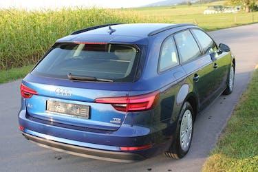 Audi A4 Avant 2.0 TDI quattro 179'000 km CHF17'980 - buy on carforyou.ch - 3