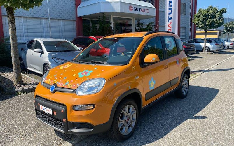 Fiat Panda 0.9 Twinair Turbo NP Lounge 103'000 km CHF6'750 - buy on carforyou.ch - 1