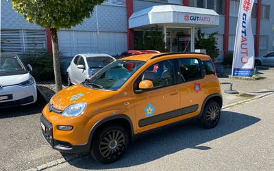 Fiat Panda 0.9 Twinair Turbo NP Lounge 103'000 km CHF6'750 - buy on carforyou.ch - 2
