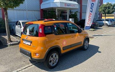 Fiat Panda 0.9 Twinair Turbo NP Lounge 103'000 km CHF6'750 - buy on carforyou.ch - 3