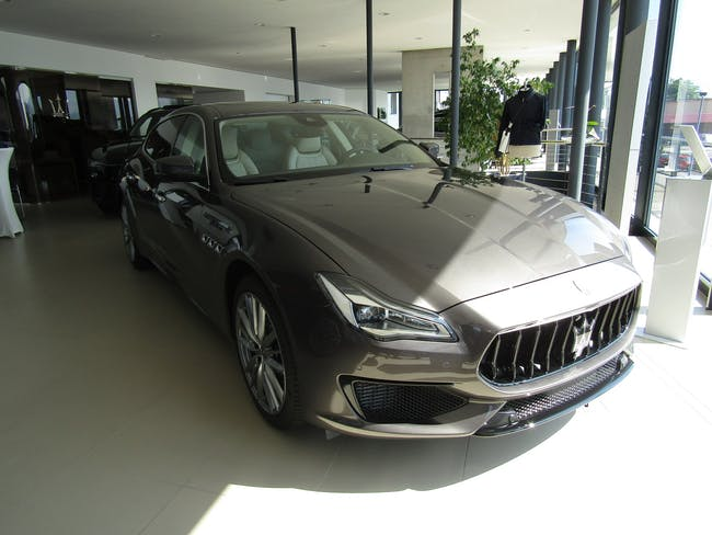 Maserati Quattroporte Modena Q4 MY22 1 km CHF148'800 - kaufen auf carforyou.ch - 1