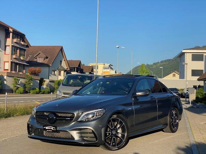 Mercedes-Benz C-Klasse C 43 AMG 4Matic Limited Grey Performance Speedshift TCT 9G 17'456 km CHF59'990 - buy on carforyou.ch - 1