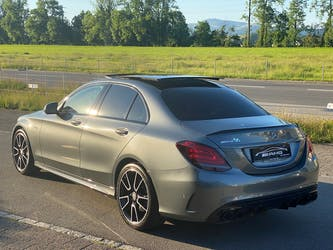 Mercedes-Benz C-Klasse C 43 AMG 4Matic Limited Grey Performance Speedshift TCT 9G 17'456 km CHF59'990 - buy on carforyou.ch - 3