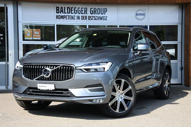 Volvo XC60 B5 Diesel Mild Hybrid AWD Inscription Geartronic 11'000 km CHF66'750 - buy on carforyou.ch - 1