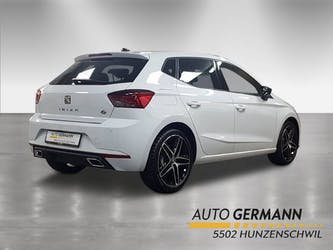 SEAT Ibiza 1.0 TSI 110 FR DSG 30 km CHF24'800 - buy on carforyou.ch - 3