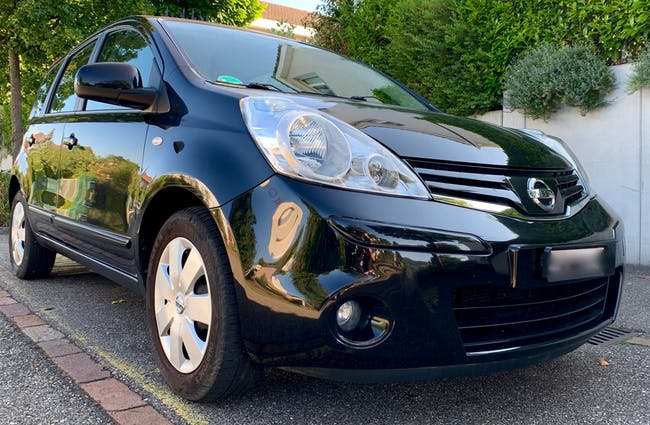 Nissan Note 1.4 16V Acenta 123'000 km CHF5'470 - acheter sur carforyou.ch - 1