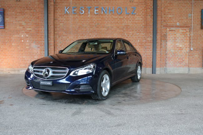 Mercedes-Benz E-Klasse E 400 Avantgarde 4Matic 28'500 km CHF34'800 - buy on carforyou.ch - 1