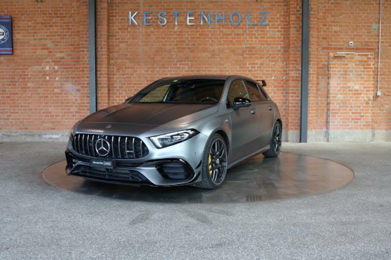 Mercedes-Benz A-Klasse A 45 S AMG 4Matic+ 13'800 km CHF69'800 - buy on carforyou.ch - 1