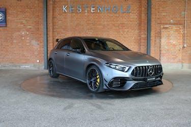 Mercedes-Benz A-Klasse A 45 S AMG 4Matic+ 13'800 km CHF69'800 - buy on carforyou.ch - 2