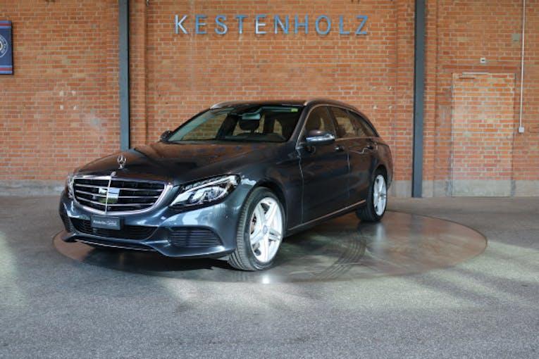 Mercedes-Benz C-Klasse C 250 BlueTEC Exclusive4M 60'500 km CHF31'700 - buy on carforyou.ch - 1