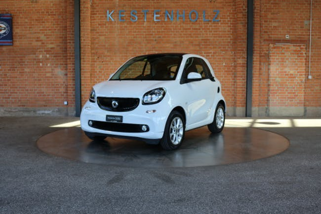 Smart Fortwo passion 81'200 km CHF9'900 - buy on carforyou.ch - 1