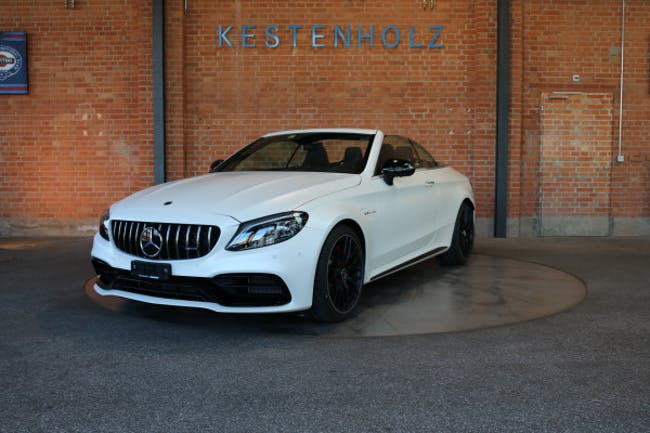 Mercedes-Benz C-Klasse C 63 S AMG 15'000 km CHF115'900 - buy on carforyou.ch - 1