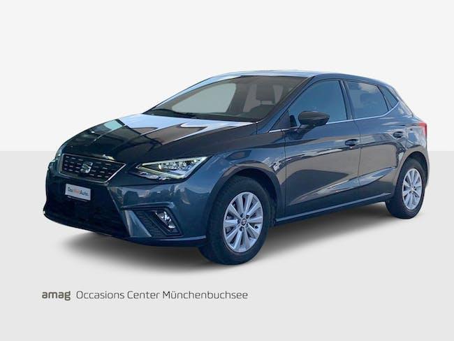 SEAT Ibiza 1.0 EcoTSIXcellence 16'100 km CHF17'900 - buy on carforyou.ch - 1