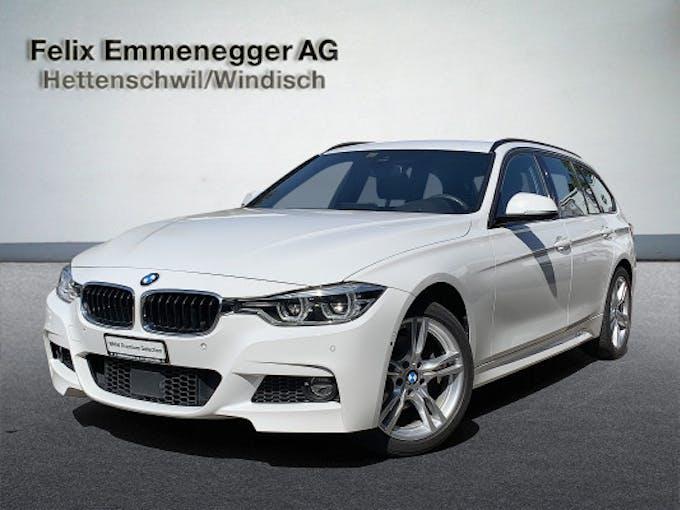 BMW 3er 320d xDrive TouringMSport 82'900 km CHF23'900 - buy on carforyou.ch - 1