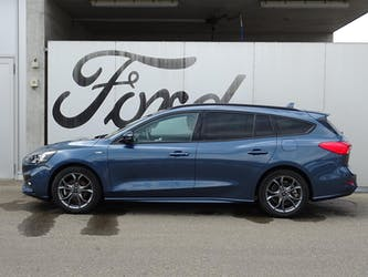 Ford Focus Station Wagon 1.0i EcoB 125 ST-Line 24'900 km CHF23'890 - buy on carforyou.ch - 2