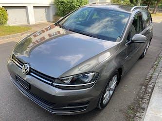 VW Golf Variant 1.4 TSI Cup DSG 37'900 km CHF15'500 - buy on carforyou.ch - 2