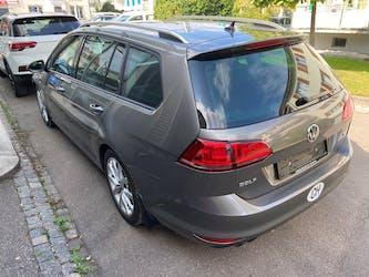 VW Golf Variant 1.4 TSI Cup DSG 37'900 km CHF15'500 - buy on carforyou.ch - 3