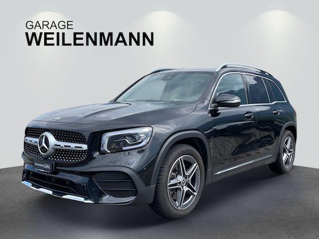 Mercedes-Benz GLB-Klasse GLB 250 AMG Line 4 MATIC 11'000 km CHF53'900 - acheter sur carforyou.ch - 1