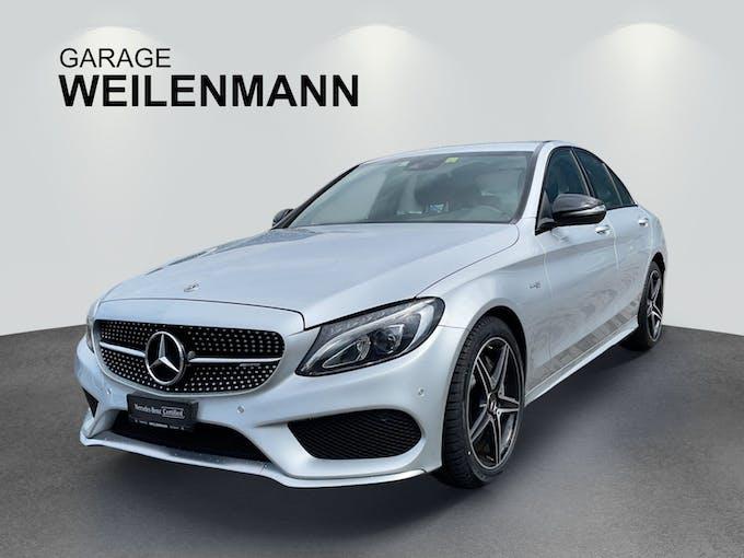 Mercedes-Benz C-Klasse C 43 AMG 4Matic 89'000 km CHF34'900 - buy on carforyou.ch - 1