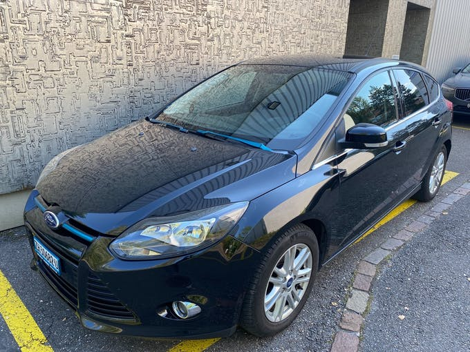 Ford Focus 1.6 SCTi Titanium 129'000 km CHF7'600 - buy on carforyou.ch - 1