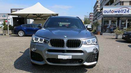 BMW X3 xDrive 20d M Sport Steptronic 76'200 km CHF31'900 - buy on carforyou.ch - 2