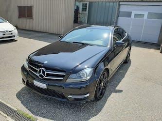 Mercedes-Benz C-Klasse C 250 Coupé Sport 7G-Tronic 189'000 km CHF14'900 - buy on carforyou.ch - 3