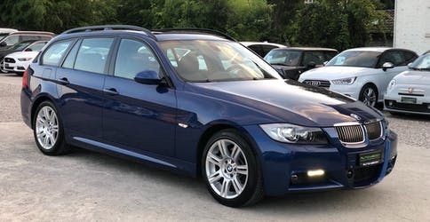 BMW 3er 330xd I M-SPORTPAKET I 231 PS I Touring 83'000 km CHF14'850 - buy on carforyou.ch - 3