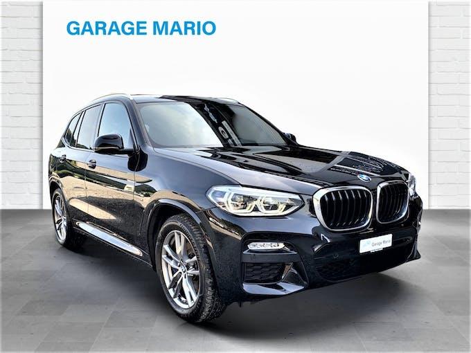 BMW X3 xDrive 30i Individual M Sport Steptronic 34'600 km CHF47'700 - buy on carforyou.ch - 1