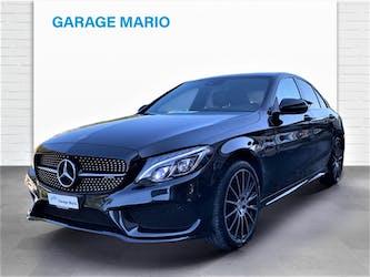 Mercedes-Benz C-Klasse C 43 AMG 4Matic 9G-Tronic 65'300 km CHF41'700 - buy on carforyou.ch - 3