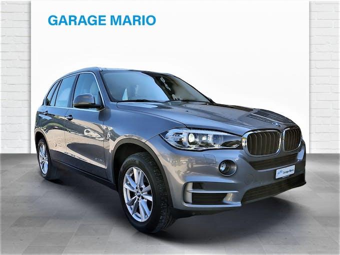 BMW X5 xDrive 30d Steptronic 65'300 km CHF40'900 - buy on carforyou.ch - 1