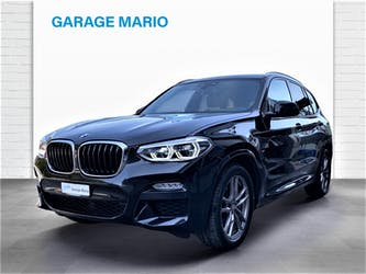 BMW X3 xDrive 30i Individual M Sport Steptronic 34'600 km CHF47'700 - buy on carforyou.ch - 3