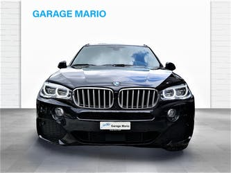 BMW X5 xDrive 40d *M Sport* Steptronic 82'700 km CHF54'900 - buy on carforyou.ch - 2