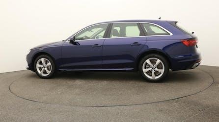 Audi A4 Avant 40 TFSI Prestige S-tronic 5 km CHF41'550 - buy on carforyou.ch - 2