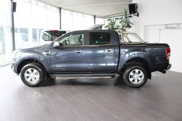 Ford Ranger DKab.Pick-up 2.0 EcoBlu Limited 1 km CHF49'180 - buy on carforyou.ch - 2