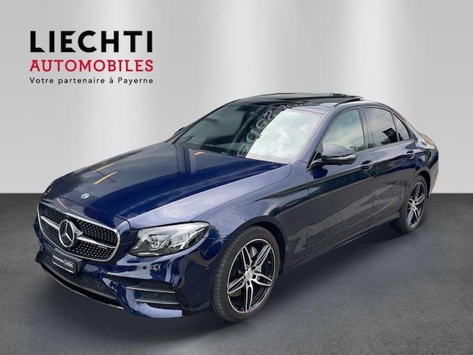 Mercedes-Benz E-Klasse E 43 AMG 4Matic 9G-Tronic 78'000 km CHF48'900 - buy on carforyou.ch - 1