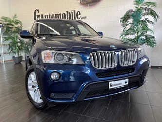 BMW X3 xDrive 28i Steptronic 99'000 km CHF17'950 - buy on carforyou.ch - 2