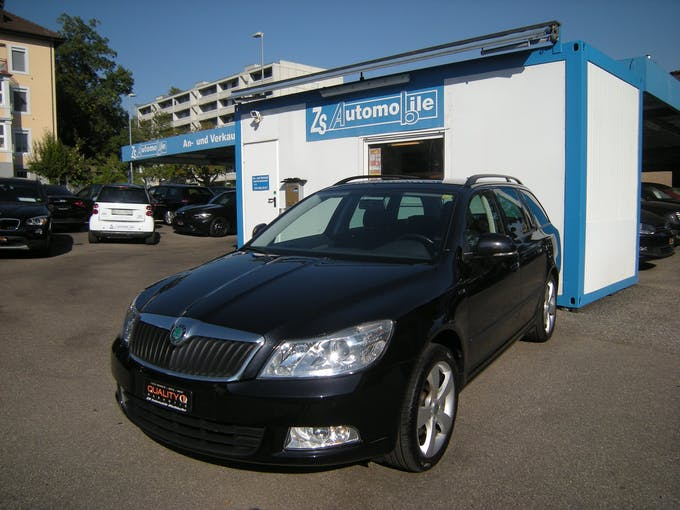 Skoda Octavia Combi 1.8 TSI Twenty 4x4 131'000 km CHF9'900 - buy on carforyou.ch - 1