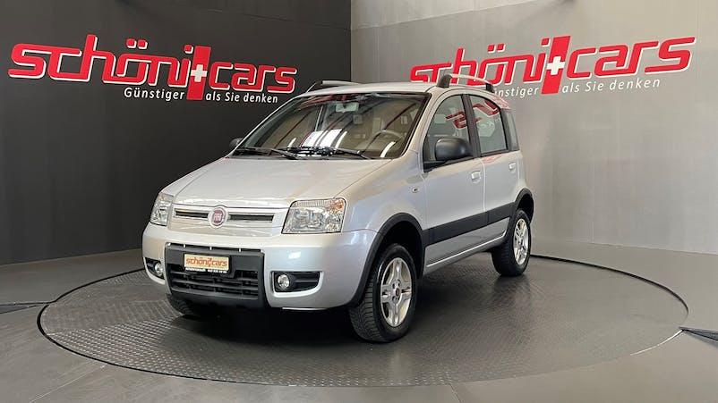 Fiat Panda 1.2 Climbing 4x4 118'700 km CHF5'890 - buy on carforyou.ch - 1