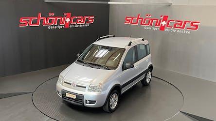 Fiat Panda 1.2 Climbing 4x4 118'700 km CHF5'890 - buy on carforyou.ch - 2