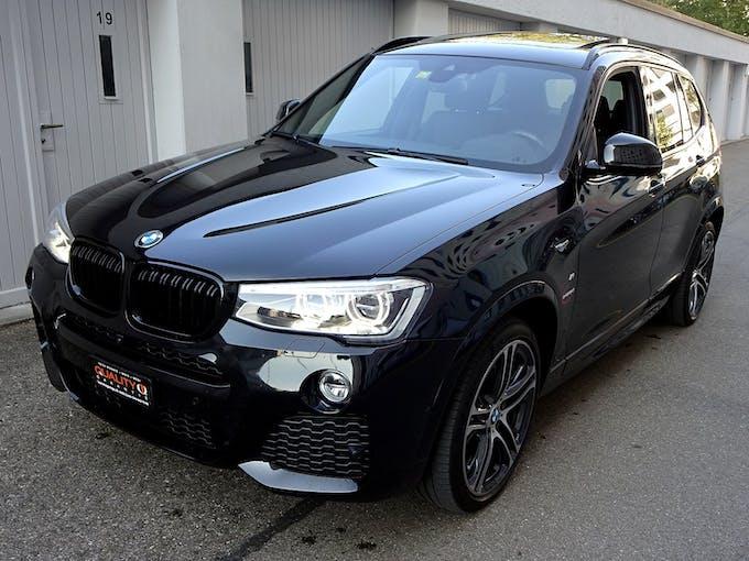 BMW X3 xDrive 30d M Sport Steptronig SAG 45'000 km CHF39'800 - buy on carforyou.ch - 1