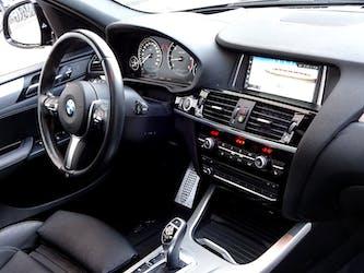 BMW X3 xDrive 30d M Sport Steptronig SAG 45'000 km CHF39'800 - buy on carforyou.ch - 3