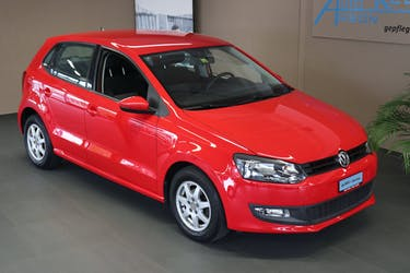 VW Polo 1.4 Trendline 102'300 km CHF7'895 - buy on carforyou.ch - 2