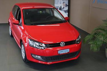 VW Polo 1.4 Trendline 102'300 km CHF7'895 - buy on carforyou.ch - 3