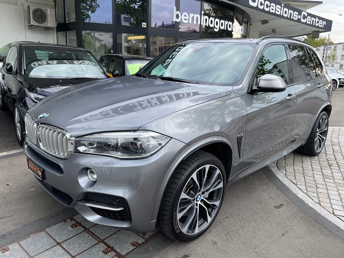 BMW X5 xDrive M50d 56'000 km CHF57'900 - buy on carforyou.ch - 1