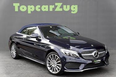 Mercedes-Benz C-Klasse C 400 Cabriolet AMG Line 4Matic ** CH-Fahrzeug-Gratis Service ** 58'900 km CHF47'900 - buy on carforyou.ch - 2