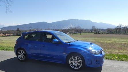 Subaru WRX STI 2.5 T Sport 88'300 km CHF19'500 - kaufen auf carforyou.ch - 3