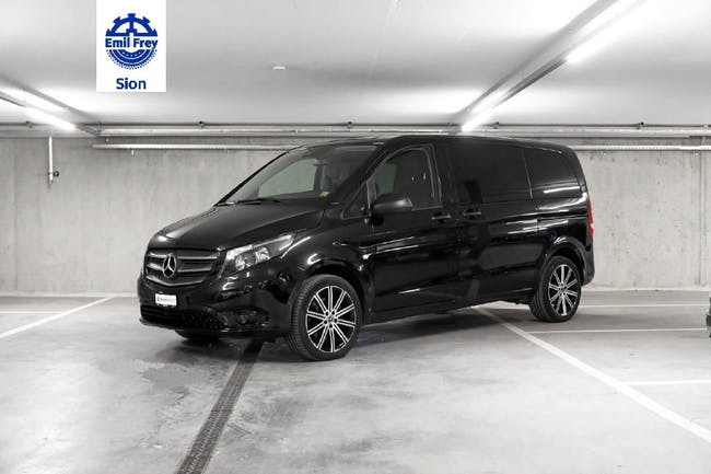 Mercedes-Benz Vito 119 combi K 2.0 CDI Select 34'400 km CHF47'500 - buy on carforyou.ch - 1