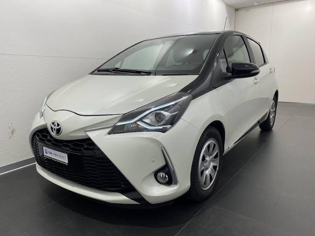 Toyota Yaris 1.33 VVT-i Style MdS 7'232 km CHF16'900 - buy on carforyou.ch - 1