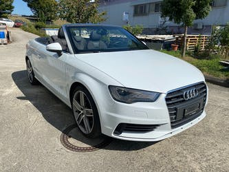 Audi A3 Cabriolet 1.8 TFSI Attraction quattro S-tronic 49'999 km CHF23'499 - buy on carforyou.ch - 2