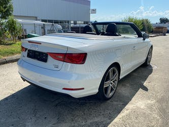 Audi A3 Cabriolet 1.8 TFSI Attraction quattro S-tronic 49'999 km CHF23'499 - buy on carforyou.ch - 3